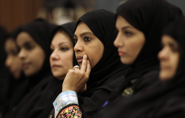Mideast Saudi Arabia GCC Youth